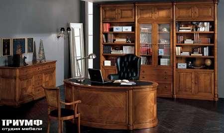 Итальянская мебель Bamax - Стенка Lord Style