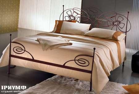 Итальянская мебель Ciacci - Кровать Lotus