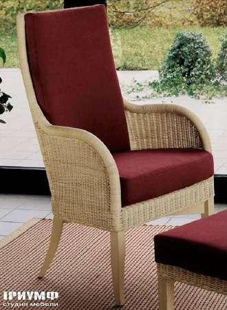 Итальянская мебель Varaschin - Кресло Jasmine