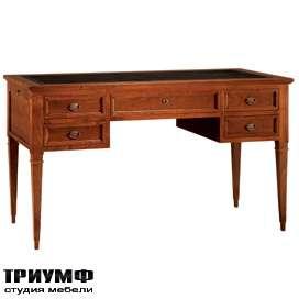 Итальянская мебель Morelato - Письменный стол на ножках