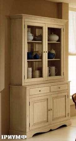 Итальянская мебель De Baggis - Буфет В0202, В0252