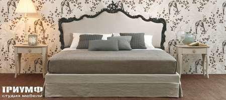 Итальянская мебель Galimberti Nino - кровать Toscano