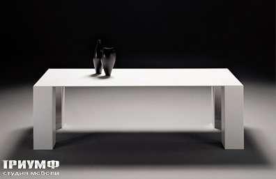 Итальянская мебель Longhi - стол lamiera2