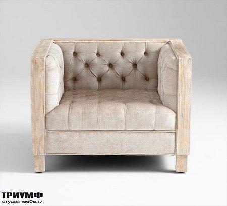 Американская мебель Cyan Design - Jackson Chair