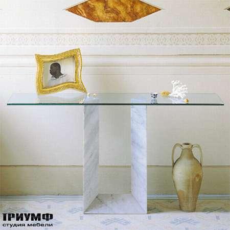 Итальянская мебель Cattelan Italia - Консоль Diapason