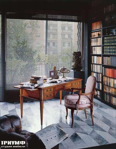 Итальянская мебель Salda - Стол письменный  COD 8518