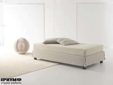 Итальянская мебель Orizzonti - кровать White Sommier