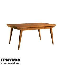 Итальянская мебель Morelato - Стол на скошенных ногах