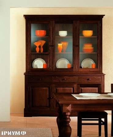 Итальянская мебель De Baggis - Буфет В0203, В0253