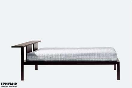 Итальянская мебель Driade - Кровать Luna