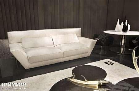 Итальянская мебель Fendi Casa - Диван Orient Expres