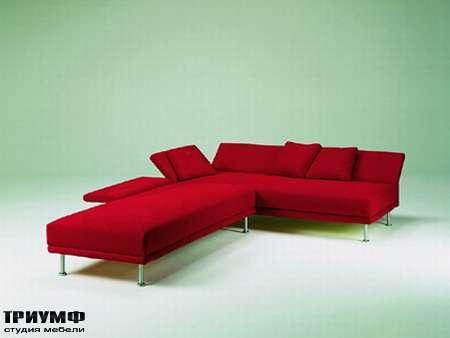 Итальянская мебель Futura - Диван трансформер Much More