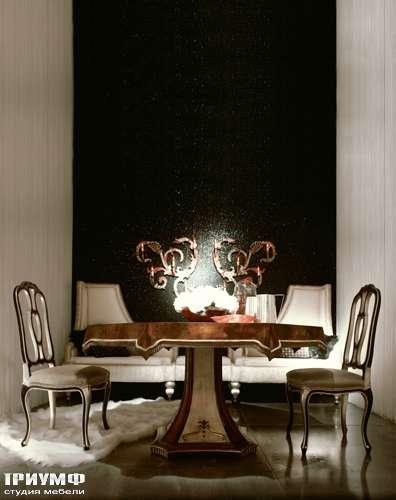 Итальянская мебель Cornelio Cappellini - Стол однотумбовый