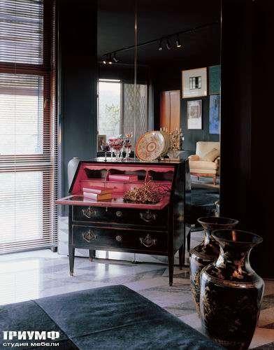 Итальянская мебель Salda - Бюро   cod:  8497