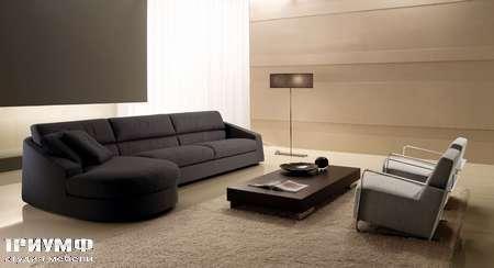 Итальянская мебель CTS Salotti - Диван угловой, коллекция Home