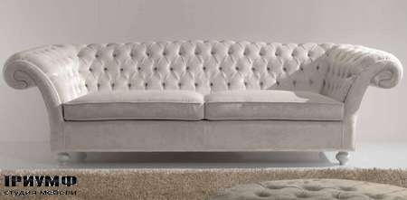 Итальянская мебель DV Home Collection - Диван Icon