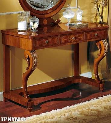Итальянская мебель Colombo Mobili - Столик туалетный арт.401 кол. Ponghielli