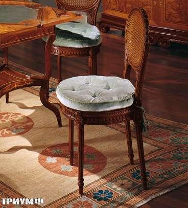 Итальянская мебель Colombo Mobili - Стул арт.6457 кол. Cimarosa