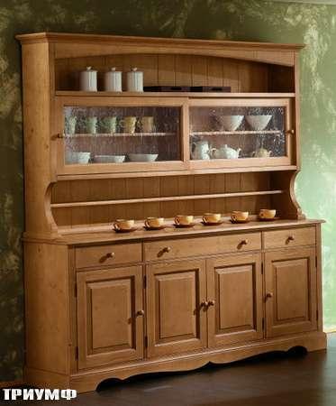 Итальянская мебель De Baggis - Буфет В0204, В0257