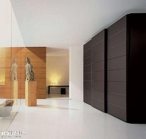 Итальянская мебель Pianca - Шкаф с тремя раздвижными дверьми Kyoto