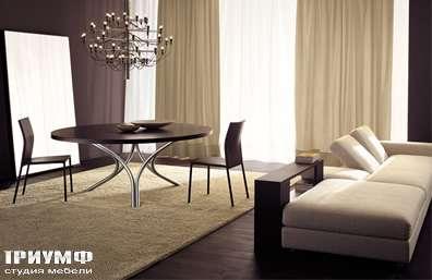 Итальянская мебель Longhi - стол rolls