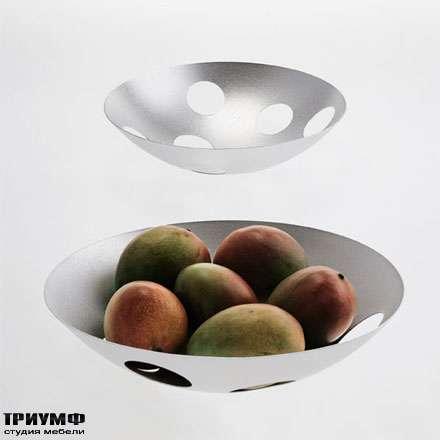 Итальянская мебель Driade - Блюдо под фрукты Polka