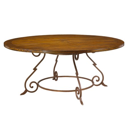 Американская мебель French Heritage - Baluster Round Table