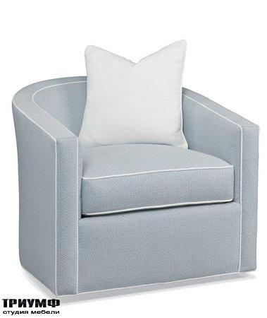 Американская мебель Hickory White - Swivel Chair