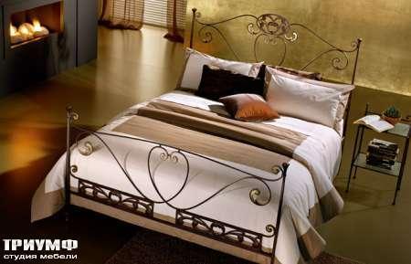 Итальянская мебель Ciacci - Кровать Milady