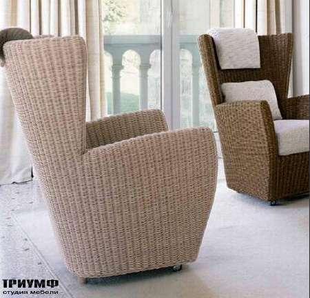 Итальянская мебель Varaschin - Кресло Milady