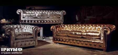 Итальянская мебель DV Home Collection - Диван Shine