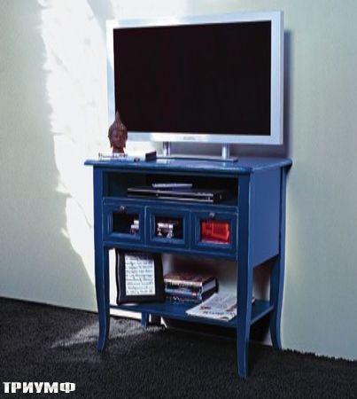 Итальянская мебель Tonin casa - тумба по тв с ящиками