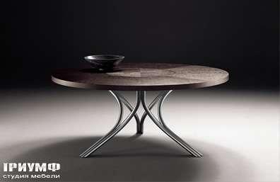 Итальянская мебель Longhi - стол rolls2
