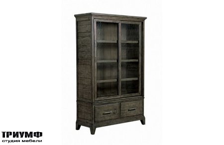 Американская мебель Kincaid - DARBY DISPLAY CABINET