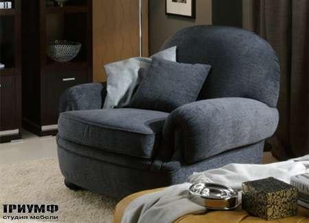 Итальянская мебель Mobilidea - Кресло wave арт.5541