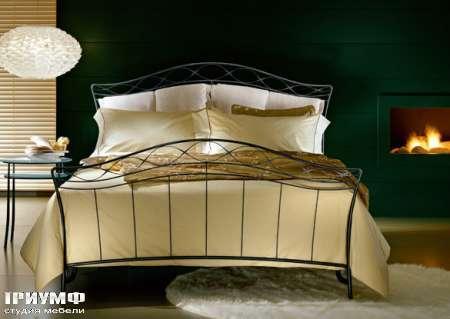 Итальянская мебель Ciacci - Кровать Mirelle