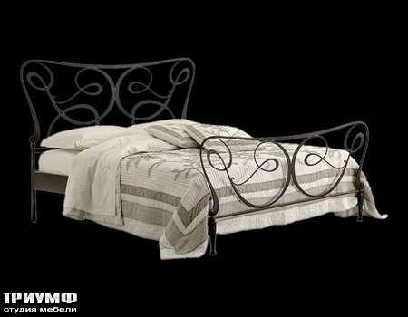Итальянская мебель Cantori - кровать Noe