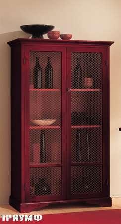 Итальянская мебель De Baggis - Витрина 20-025
