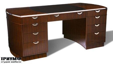 Американская мебель Scarborough House - SH21 012014R Executive Desk