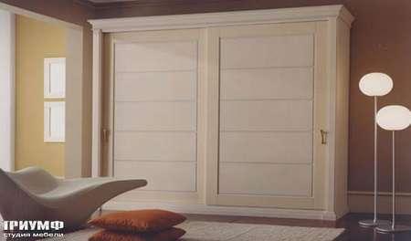 Итальянская мебель Ferretti e Ferretti - Шкаф с раздвижными дверьми Osaka