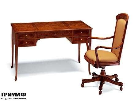 Итальянская мебель Medea - Стол арт. 77 R, стул арт. 512 P