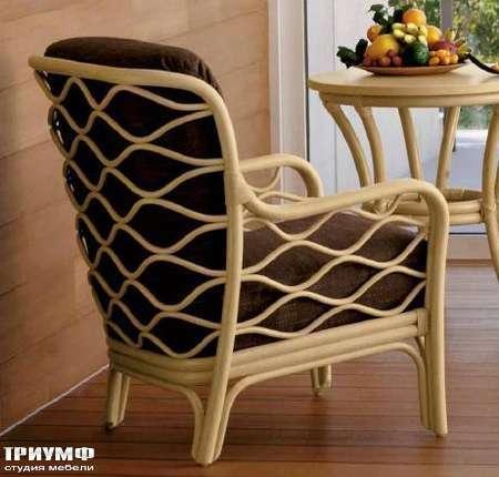 Итальянская мебель Varaschin - Кресло Onda Lary