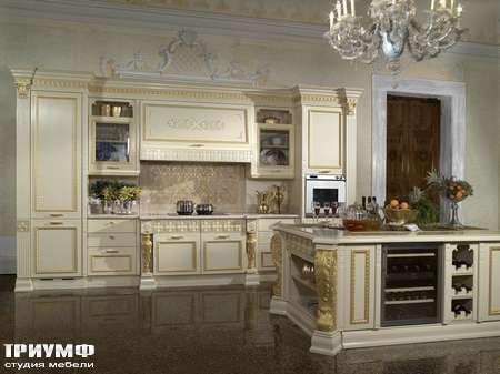 Итальянская мебель Arca - Кухня Arca Prestige de luxe
