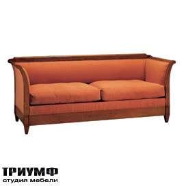 Итальянская мебель Morelato - Диван с мягкими подушками