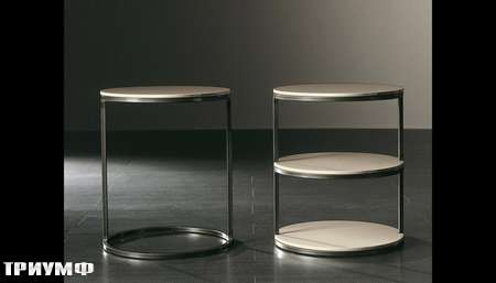 Итальянская мебель Meridiani - столик  Peck unodue