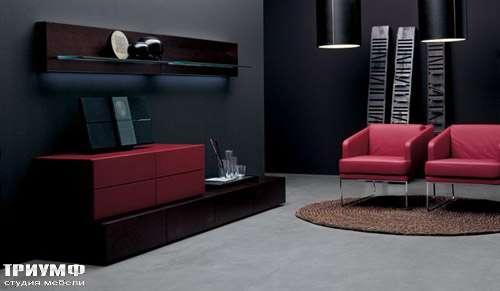 Итальянская мебель Pianca - Стенка People