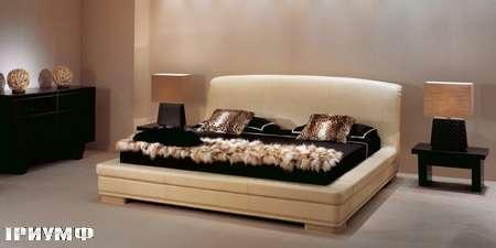 Итальянская мебель Ulivi  - кровать-Franklin