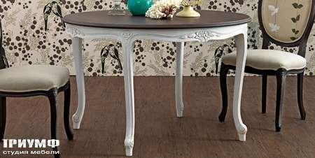 Итальянская мебель Galimberti Nino - стол Brunello