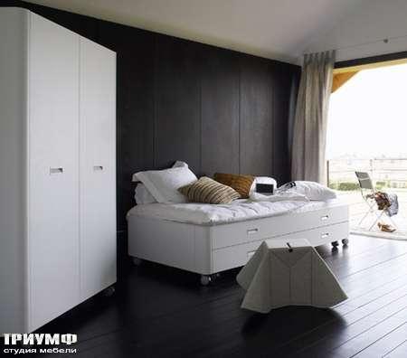 Итальянская мебель Ligne Roset - шкаф Travel Studio
