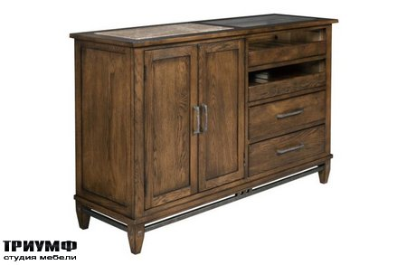 Американская мебель Kincaid - BEDFORD SERVER